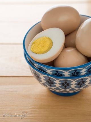 uova alla salsa di soia giapponesi around the world food photography