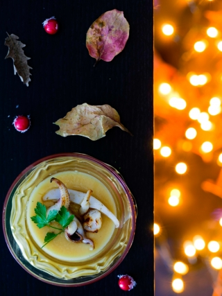 ceci seppia merry christmas food photography