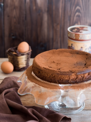 cheesecake cioccolato desserts food photography