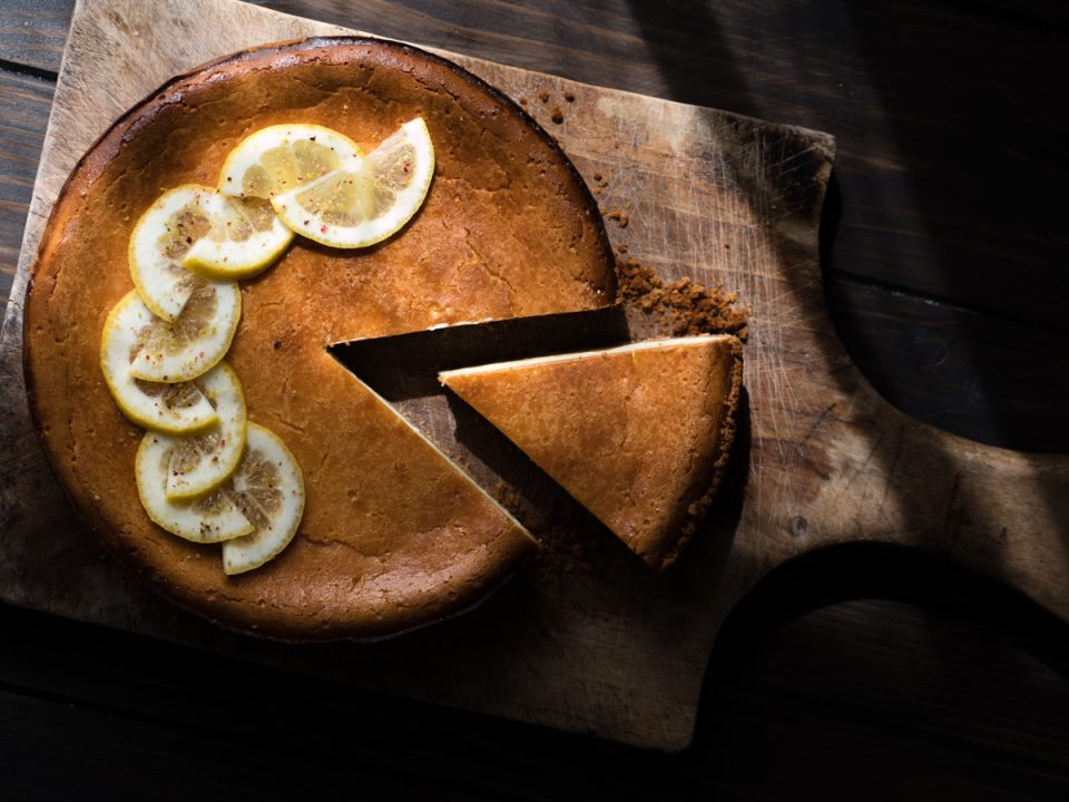cheesecake limone desserts food photography