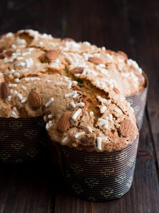 colomba pasquale easter food photography