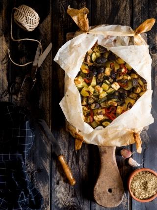 feta verdure around the world food photography