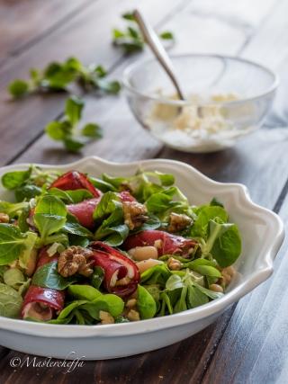 insalata fantasia salads food photography