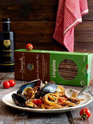 linguine damigella food photography ads