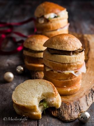 panettoncini gastronomici merry christmas food photography