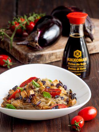spaghetti di soia_kikkoman food photography ads