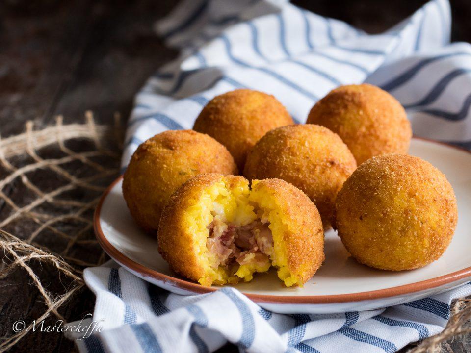 arancine al burro- sicilia bedda food photography