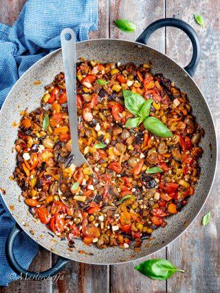caponata di melanzane sicilia bedda food photography