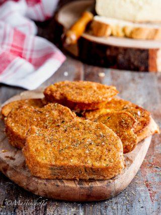 pane raffermo fritto sicilia bedda food photography